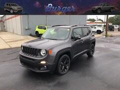 2018 Jeep Renegade ALTITUDE 4X2 Sport Utility 18021 ZACCJABB7JPH81271 for sale near Clinton, IN