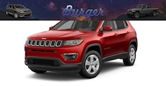2019 Jeep Compass LATITUDE FWD Sport Utility 19204 3C4NJCBB7KT715916 for sale near Clinton, IN