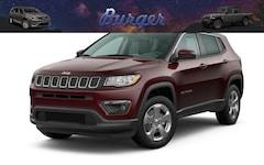 New 2020 Jeep Compass LATITUDE 4X4 Sport Utility in Terre Haute, IN