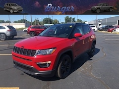 2019 Jeep Compass ALTITUDE 4X4 Sport Utility 19209 3C4NJDBB0KT761206 for sale near Clinton, IN