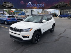 2019 Jeep Compass ALTITUDE 4X4 Sport Utility 19200 3C4NJDBB6KT657254 for sale near Clinton, IN