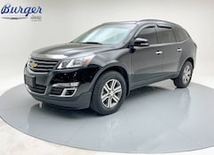 2016 Chevrolet Traverse LT SUV for sale in Terre Haute, IN at Burger Chrysler Jeep