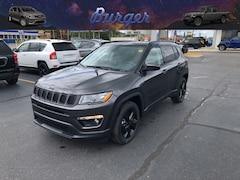 2019 Jeep Compass ALTITUDE FWD Sport Utility 19207 3C4NJCBB7KT726379 for sale near Clinton, IN