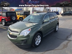 2015 Chevrolet Equinox LT SUV for sale in Terre Haute, IN at Burger Chrysler Jeep