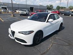 2017 Alfa Romeo Giulia TI AWD Sedan for sale in Terre Haute, IN at Burger Chrysler Jeep