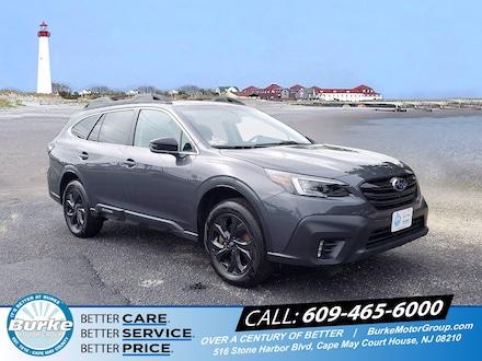 2020 Subaru Outback Onyx Edition XT Onyx Edition XT CVT
