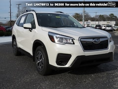 New 2020 Subaru Forester Premium SUV JF2SKAJC9LH478913 for Sale in Cape May Court House, NJ