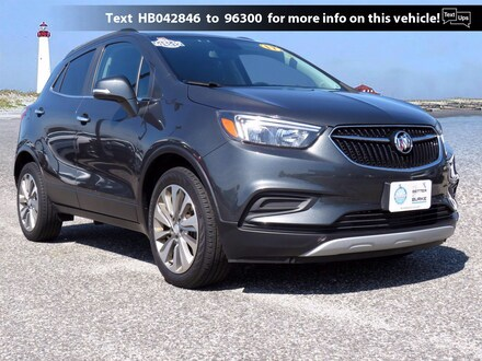Pre-Owned 2017 Buick Encore Preferred FWD  Preferred for Sale in Cape May Court House