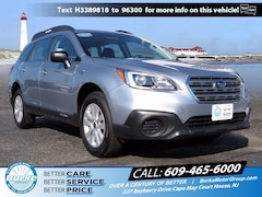 Certified Pre-Owned 2017 Subaru Outback 2.5i 2.5i 4S4BSAACXH3389818 in Cape May Court House, NJ