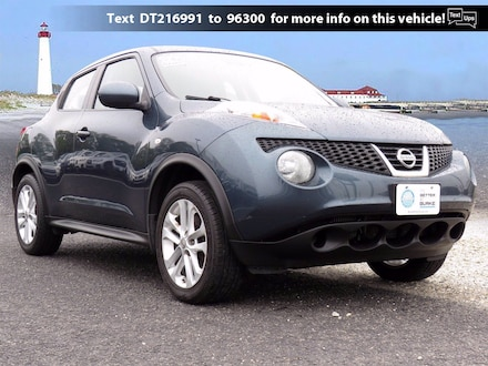 Pre-Owned 2013 Nissan Juke S Wagon for Sale in Cape May Court House