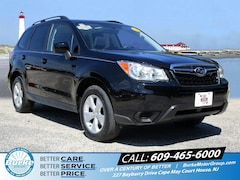 Certified Pre-Owned 2016 Subaru Forester 2.5i Premium CVT 2.5i Premium PZEV JF2SJADC1GH483043 in Cape May Court House, NJ