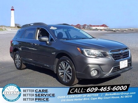 Pre-Owned 2018 Subaru Outback Limited 2.5i Limited for Sale in Cape May Court House
