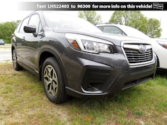 New 2020 Subaru Forester Premium SUV JF2SKAJCXLH522403 for Sale in Cape May Court House, NJ