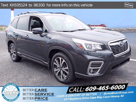 Pre-Owned 2019 Subaru Forester Limited 2.5i Limited for Sale in Cape May Court House