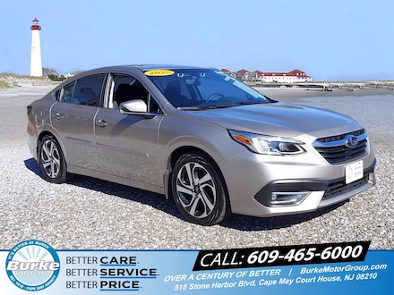 Pre-Owned 2020 Subaru Legacy Limited Limited CVT for Sale in Cape May Court House