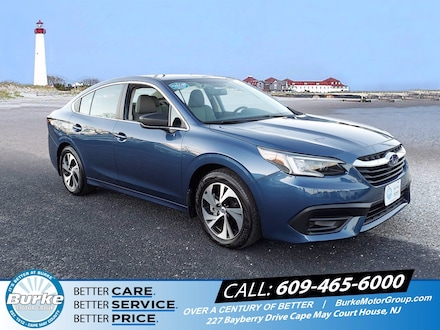 Pre-Owned 2020 Subaru Legacy CVT for Sale in Cape May Court House