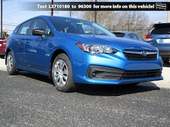 New 2020 Subaru Impreza Base Model 5-door 4S3GTAB64L3710180 for Sale in Cape May Court House, NJ