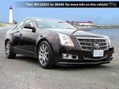 Used 2009 Cadillac CTS RWD w/1SA Sedan 1G6DF577690122653 B20112A