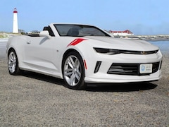 Used 2018 Chevrolet Camaro 2LT Convertible 1G1FC3DS2J0186455 A6455