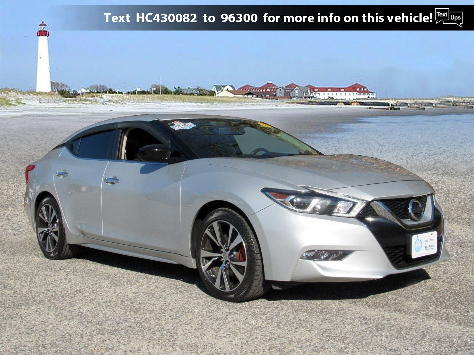 Pre-Owned 2017 Nissan Maxima S S 3.5L for Sale in Cape May Court House