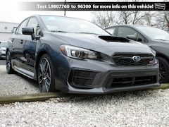 New 2020 Subaru WRX STI Sedan JF1VA2E61L9807760 for Sale in Cape May Court House, NJ