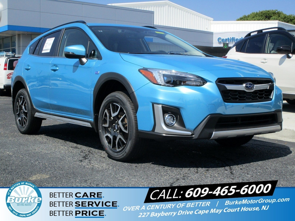 New 2019 Subaru Crosstrek SUV For Sale/Lease Cape May Court House, NJ |  Stock# S19202