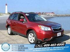Certified Pre-Owned 2016 Subaru Forester 2.5i Premium CVT 2.5i Premium PZEV JF2SJADC4GH563713 in Cape May Court House, NJ