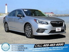 Certified Pre-Owned 2018 Subaru Legacy 2.5i 2.5i 4S3BNAB60J3030391 in Cape May Court House, NJ