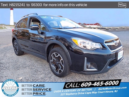 Pre-Owned 2017 Subaru Crosstrek Limited 2.0i Limited CVT for Sale in Cape May Court House