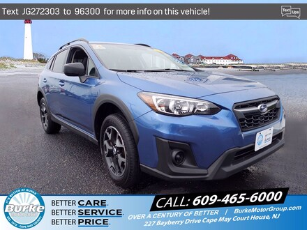 Pre-Owned 2018 Subaru Crosstrek 2.0i 2.0i Manual for Sale in Cape May Court House