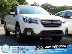 Certified Pre-Owned 2018 Subaru Outback Limited 2.5i Limited 4S4BSANC6J3285908 in Cape May Court House, NJ
