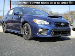 New 2020 Subaru WRX Base Model Sedan JF1VA1A68L9807416 for Sale in Cape May Court House, NJ