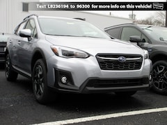 New 2020 Subaru Crosstrek Limited SUV JF2GTAMC1L8236194 for Sale in Cape May Court House, NJ
