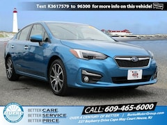 Certified Pre-Owned 2019 Subaru Impreza Limited 2.0i Limited  CVT 4S3GKAT68K3617579 in Cape May Court House, NJ