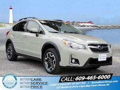 Certified Pre-Owned 2016 Subaru Crosstrek Limited CVT 2.0i Limited JF2GPAKCXGH312895 in Cape May Court House, NJ