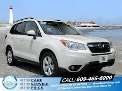 Certified Pre-Owned 2014 Subaru Forester 2.5i Limited Auto 2.5i Limited PZEV JF2SJAHC1EH500804 in Cape May Court House, NJ