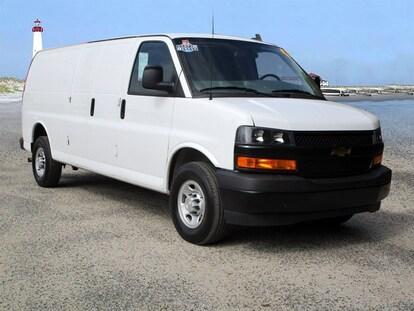 Work Van For Sale >> Used 2019 Chevrolet Express Cargo Van Work Van For Sale In Cape May County Nj Vin 1gcwgbfpxk1144271