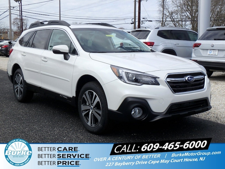 New 2019 Subaru Outback 3.6R Limited SUV For Sale/Lease Cape May Court House