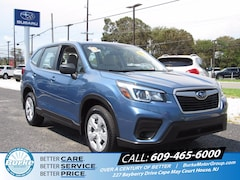 Certified Pre-Owned 2019 Subaru Forester 2.5i JF2SKAAC0KH484209 in Cape May Court House, NJ