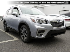New 2020 Subaru Forester Limited SUV JF2SKAUCXLH543618 for Sale in Cape May Court House, NJ