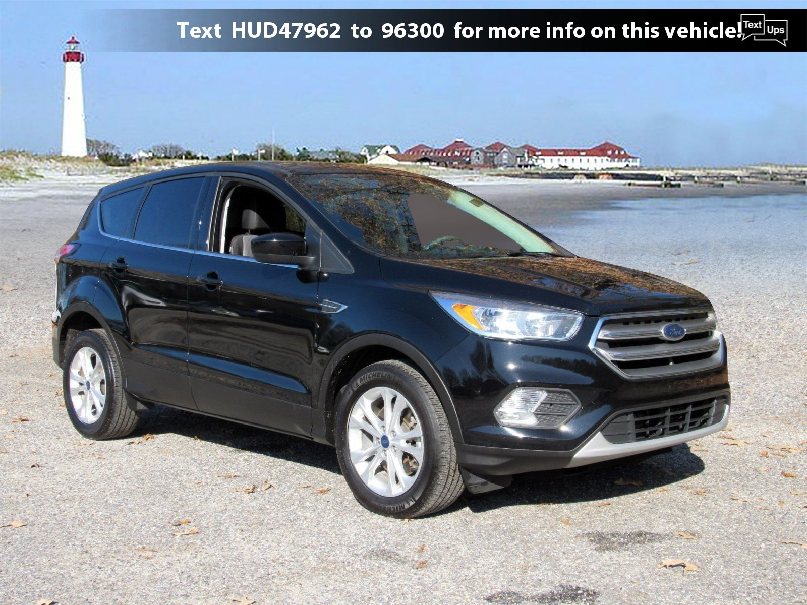 Pre-Owned 2017 Ford Escape SE SE 4WD for Sale in Cape May Court House