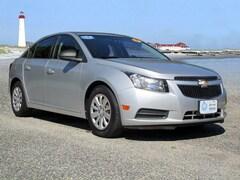 Used 2011 Chevrolet Cruze LS Sedan 1G1PC5SH9B7279201 10308Q