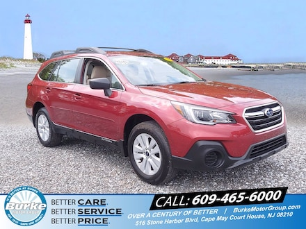 Pre-Owned 2018 Subaru Outback 2.5i 2.5i for Sale in Cape May Court House