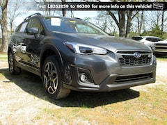 New 2020 Subaru Crosstrek Limited SUV JF2GTANC6L8262059 for Sale in Cape May Court House, NJ