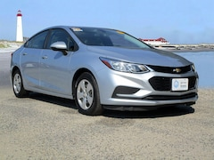 Used 2017 Chevrolet Cruze LS Sedan 1G1BC5SM7H7137767 10472P