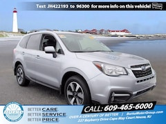 Certified Pre-Owned 2018 Subaru Forester Limited 2.5i Limited CVT JF2SJALC0JH422193 in Cape May Court House, NJ