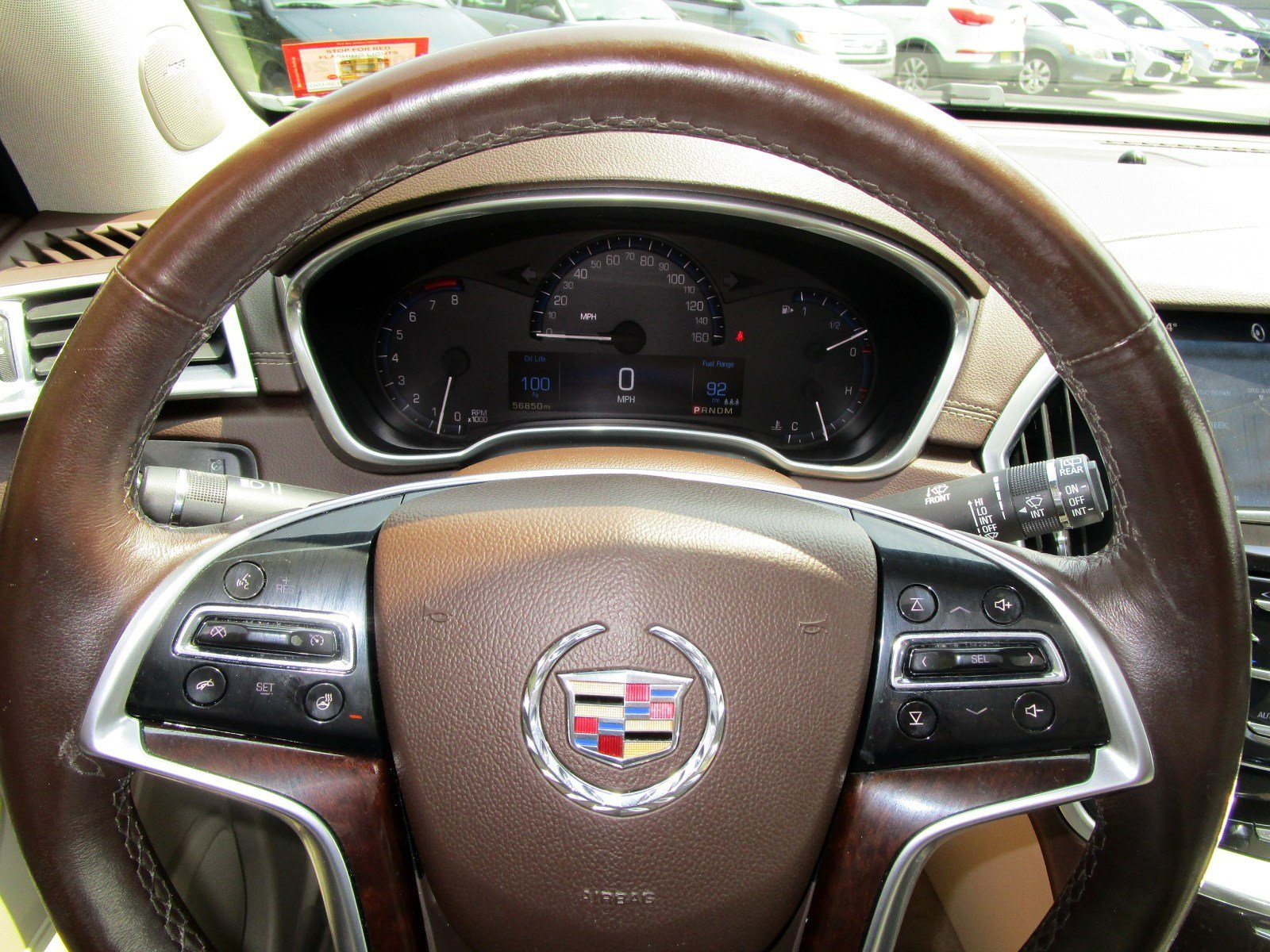 Used 2014 Cadillac SRX Luxury Collection For Sale in Cape May County, NJ |  VIN: 3GYFNBE31ES528246