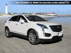 Used 2017 Cadillac XT5 Luxury FWD FWD  Luxury 1GYKNBRS3HZ208952 10574P
