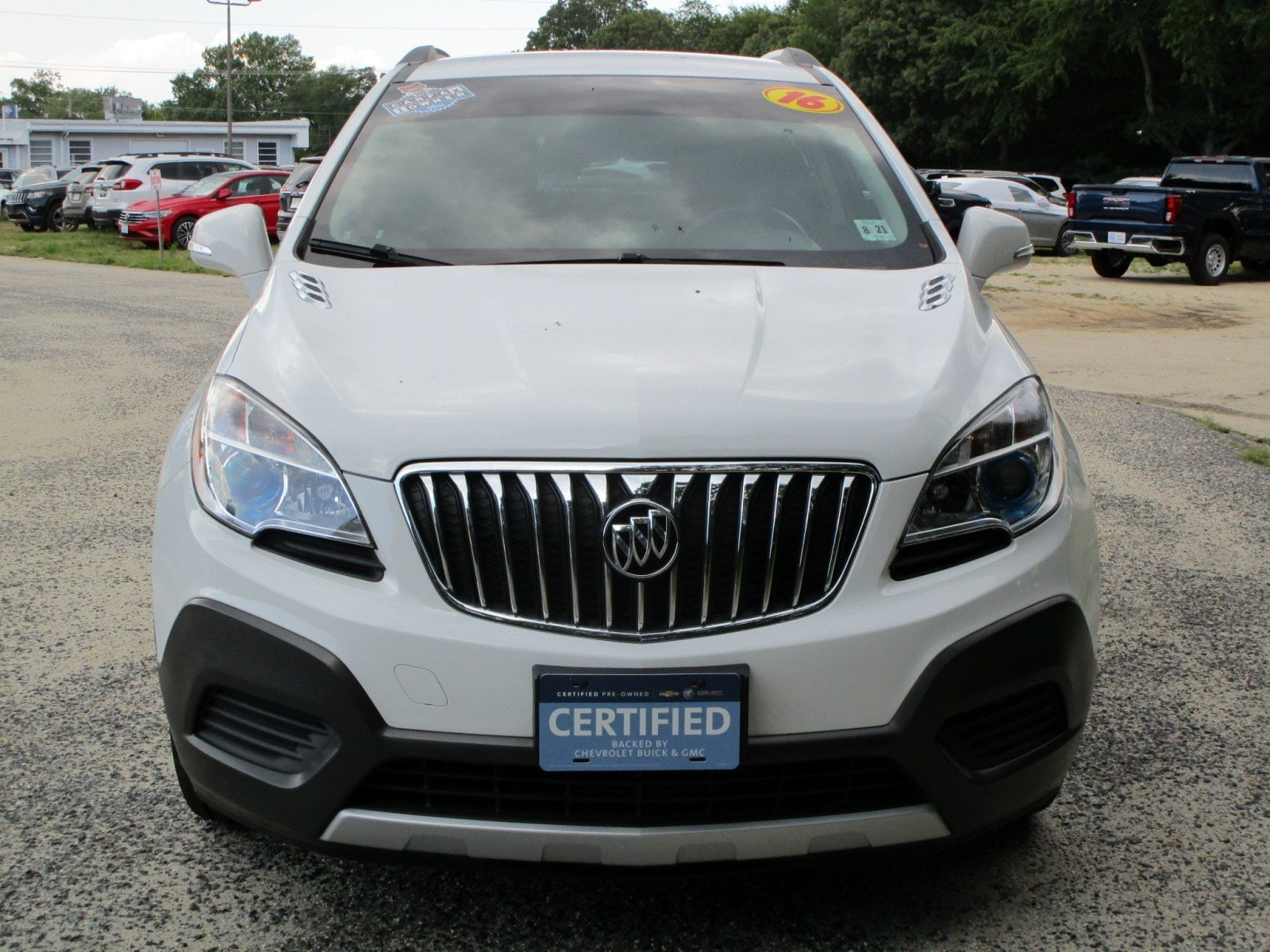 Certified Pre-Owned 2016 Buick Encore For Sale in Cape May County, NJ -  KL4CJASBXGB682649