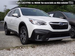 New 2020 Subaru Outback Limited SUV 4S4BTANC0L3217703 for Sale in Cape May Court House, NJ